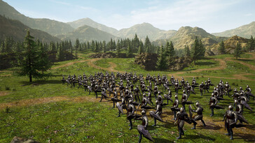 Battle for Middle-earth: Reforged is a work in progress. (Image source: Kotaku/BFME: Reforged)