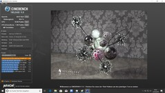 Schenker Work 15 - Cinebench R11.5.