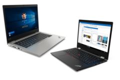 Les ThinkPad L13 Gen 2 et L13 Yoga Gen 2 de Lenovo combinent Intel Tiger Lake avec le business design