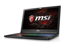 En test : le MSI GS63VR 7RG-005. Modèle de test aimablement fourni par notebooksbilliger.de.