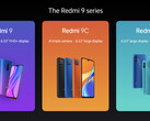 Les Redmi 9, Redmi 9A, Redmi 9C sont maintenant officiellement disponibles en Europe (image via Xiaomi sur Twitter)