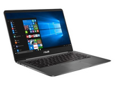 Courte critique du PC portable Asus ZenBook UX430UN (i7-8550U, GeForce MX150)