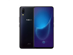 En test : le Vivo Nex Ultimate. Modèle de test aimablement fourni par