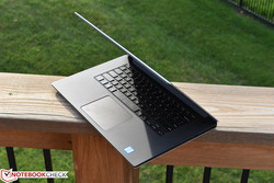 En test : Dell Precision 5520 UHD. Modèle de test fourni par Dell Etats-Unis.