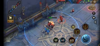 Samsung Galaxy A50 - Arena of Valor.