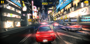 Galaxy S9 Plus - Asphalt 8