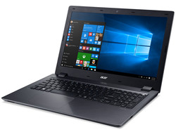 In review: Acer Aspire V5-591G-71K2. Test model provided by Campuspoint.