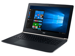 Test: Acer Aspire V15 Nitro BE VN7-592G-79DV. Exemplaire de test fourni par Notebooksbilliger.de