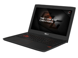 In review: Asus ROG Strix GL502VM-FY039T. Test model provided by Cyberport.de