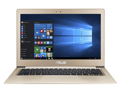 In review: Asus Zenbook UX303UA-FN121T. Test model courtesy of Cyberport.de