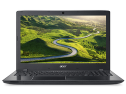 Test: Acer Aspire E5-575G. Exemplaire de test fourni par Notebooksbilliger.de