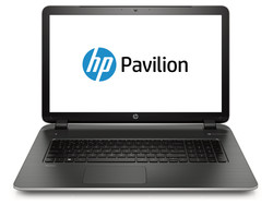 HP Pavilion 17-f217ng. Test model courtesy of Cyberport.de