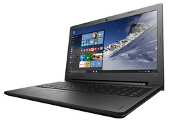 In review: Lenovo IdeaPad 100-15IBD. Test model courtesy of Notebooksbilliger.de