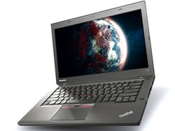 Lenovo ThinkPad T450. Test model courtesy of campuspoint.de