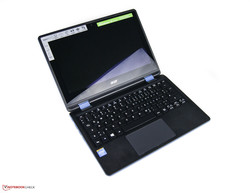 In review: Acer Aspire R11 R3-131T. Test model courtesy of Acer Germany