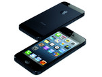 Apple iPhone 5 (image: Apple)