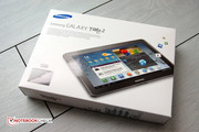 "Critique du Samsung Galaxy Tab 2 (10.1"")"