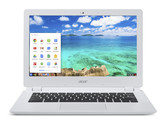 Courte critique du Chromebook Acer Chromebook 13 CB5-311-T0B2