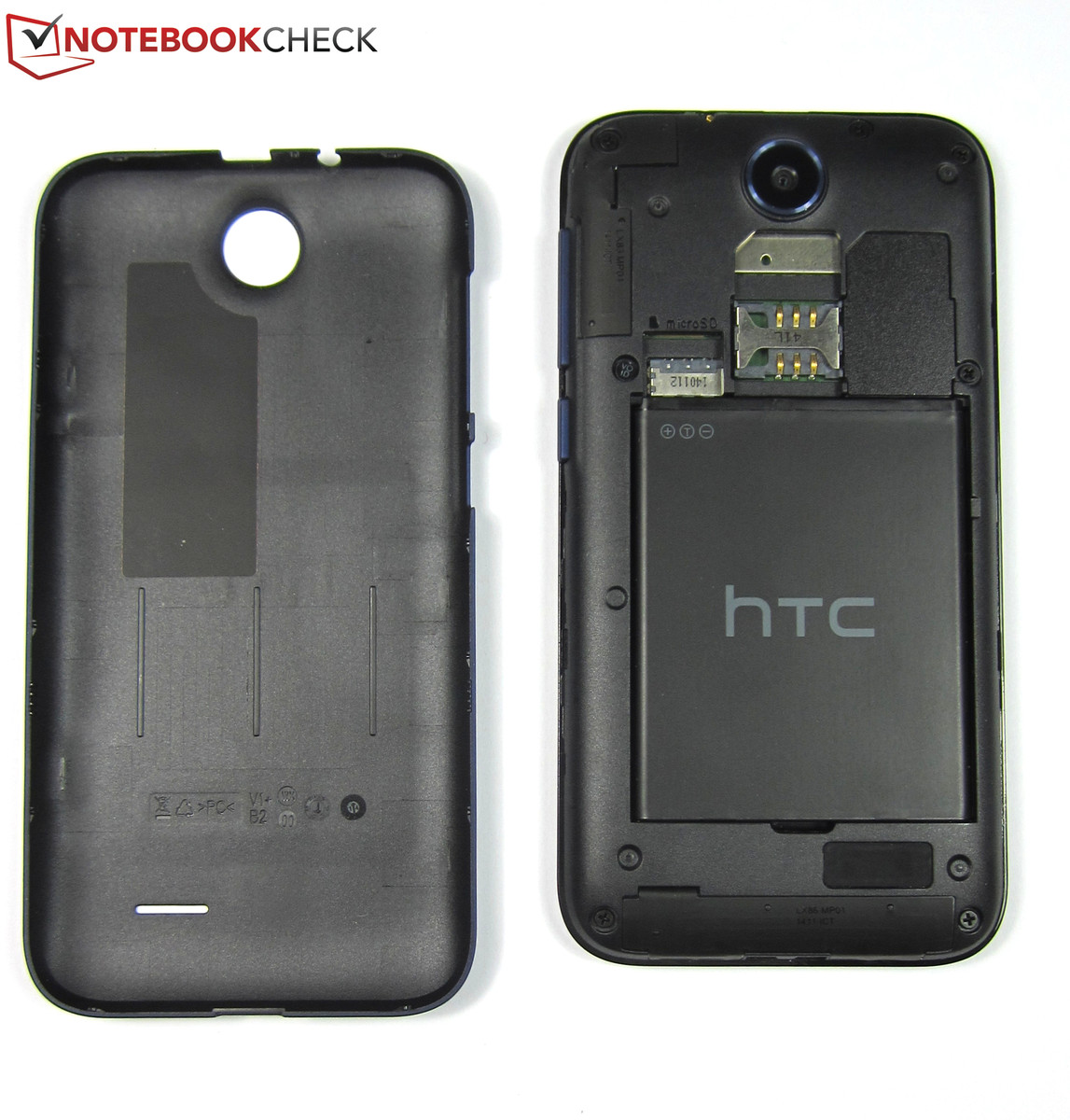 courte critique du smartphone htc desire 310. Black Bedroom Furniture Sets. Home Design Ideas