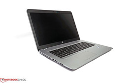In review: HP ProBook 470 G4