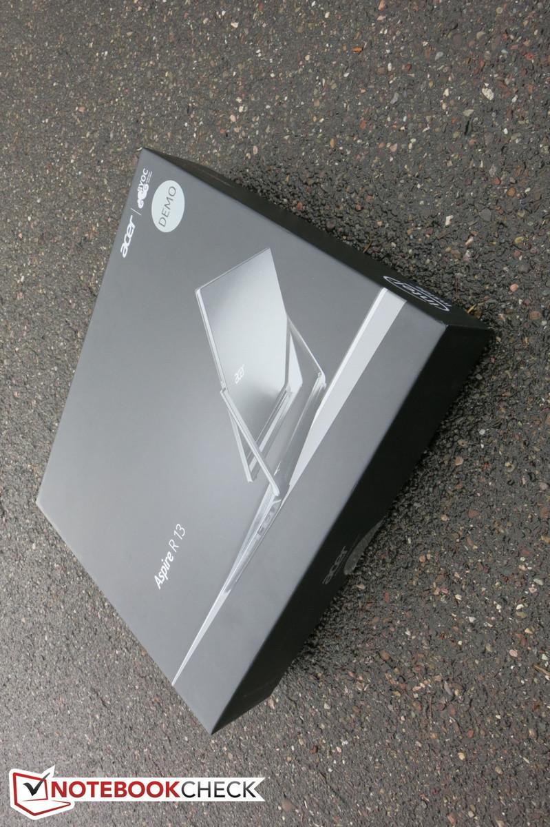 Courte critique du Convertible Acer Aspire R13 R7-371T ...