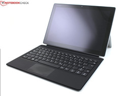 In review: Lenovo Miix 510 Pro 80U10006GE. Test model courtesy of campuspoint