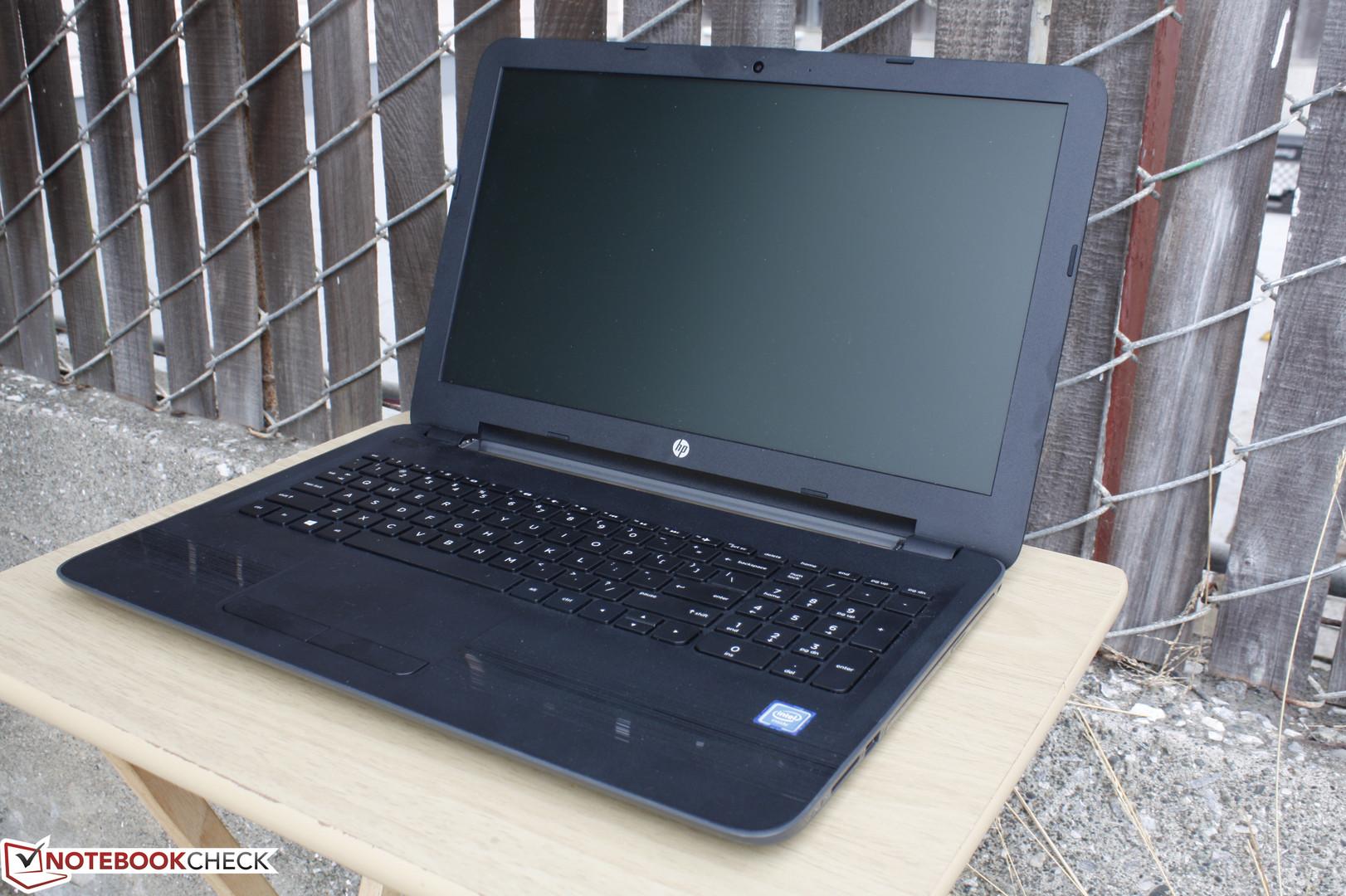 Courte critique du PC portable HP 250 G5 Y1V08UT (Celeron N3060, HD ... ba8291812c04