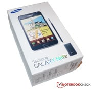 En test: Samsung Galaxy Note N7000