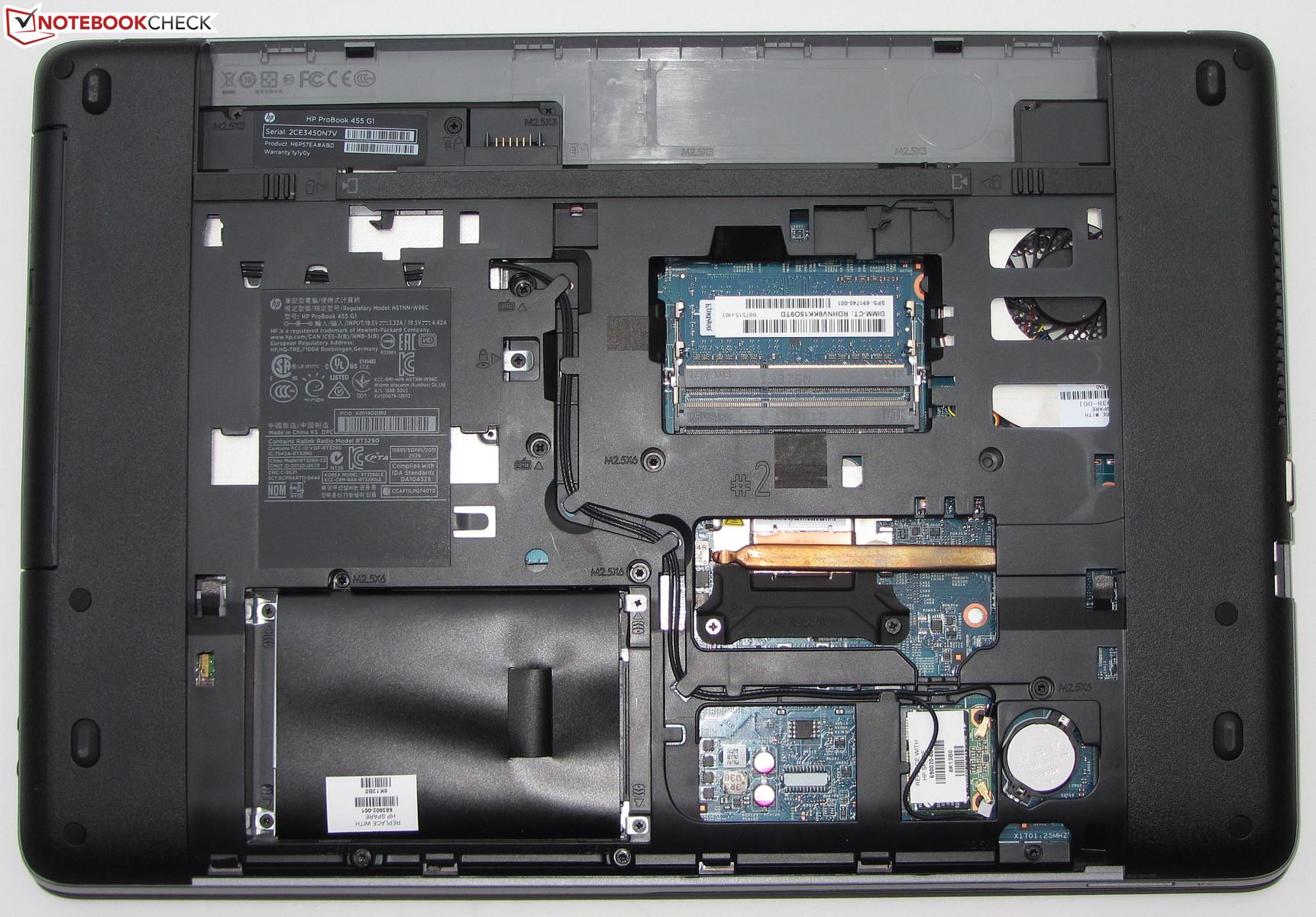 Courte Critique Du PC Portable HP ProBook 455 G1 H6P57EA