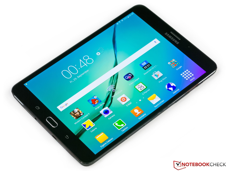 Courte Critique De La Tablette Samsung Galaxy Tab S2 8 0