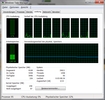 Windows' task manager (8 threads)