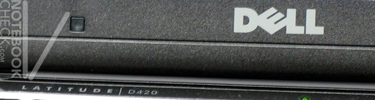 Dell Latitude D420 Logo