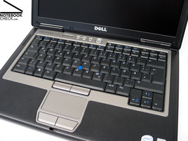 Dell D620 Clavier