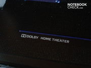 Le 8940G supporte le Dolby Home Theater