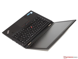 In review: Lenovo ThinkPad X1 Carbon. Test model provided by Notebooksandmore