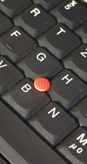Trackpoint.