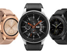 Samsung a publié le Galaxy Watch en 2018 et le Watch Active en 2019. (Source de l'image : Samsung)