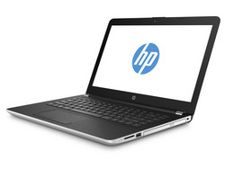 En test : le HP 14-bs007ng. Modèle de test fourni par notebooksbilliger.de.