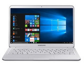 Courte critique de l'ultraportable Samsung Notebook 9 NP900X3N (i5-7200U, FHD)