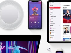 Apple music s'apprête à introduire un nouveau niveau de streaming de qualité CD. (Image : Apple)