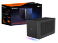 Aorus Gaming Box eGPU plaide en faveur de Thunderbolt par rapport à l'alternative propriétaire Asus ROG XG Mobile (Source : Gigaoctet)