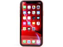 En test : l'Apple iPhone XR.