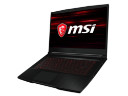 En test : le MSI GF63 8RC.