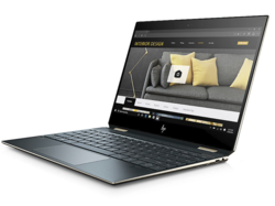 In review: HP Spectre x360 13. Review unit courtesy of HP Germany.