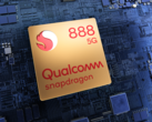 Qualcomm Snapdragon 888 5G.
