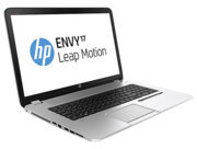 HP Envy 17t-j100 Leap Motion