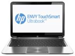 HP Envy TouchSmart Ultrabook 4t-1100