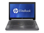 HP EliteBook 8560w-LG660EA (Picture: HP)