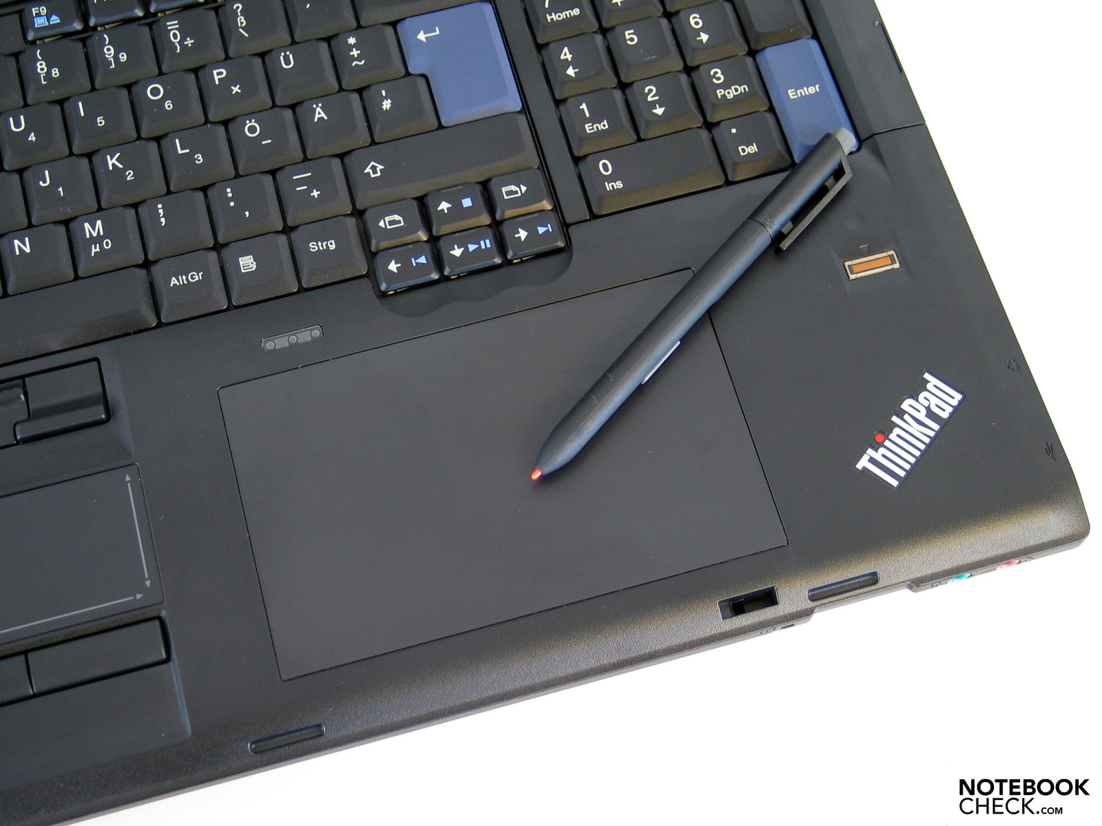 Critique du Lenovo Thinkpad W700 / W700ds - Notebookcheck.fr