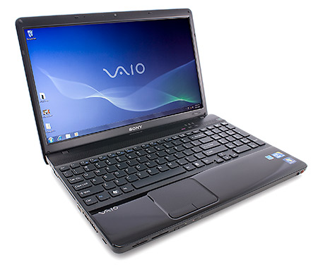 Sony Vaio VPCEC25FX/BI TouchPad Settings Driver
